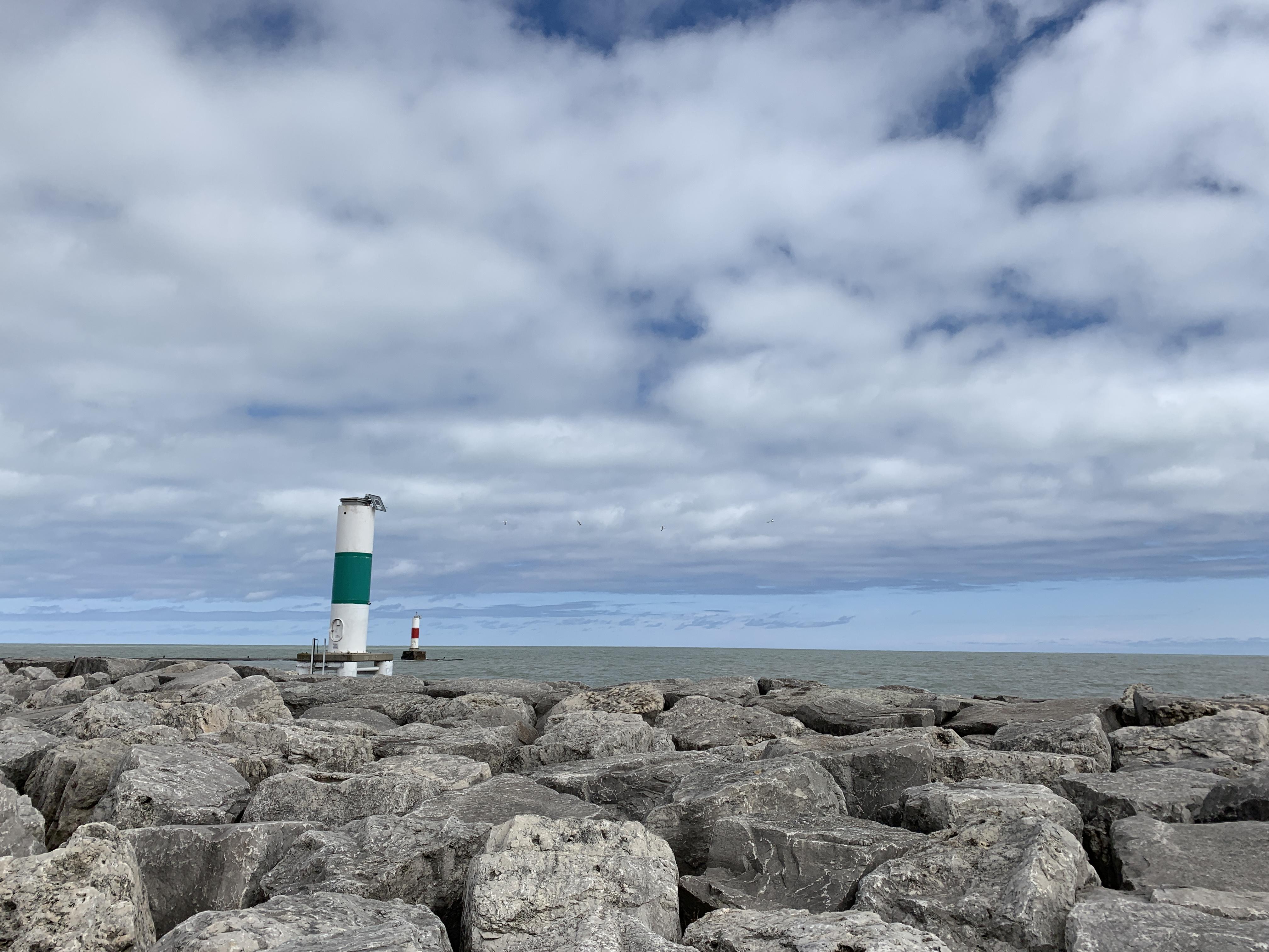 lighthouses kenosha